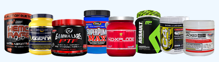 A History of Pre-Workout Supplements - Physical Culture Study